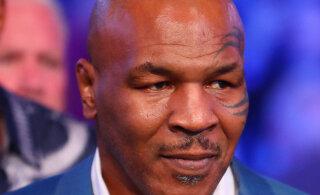 FOTO | Mike Tyson saatis netikommentaatoritele karmi sõnumi