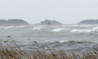 Soome meteoroloog vaatas ilmakaarti ja otsustas reisi Eestisse vahele jätta