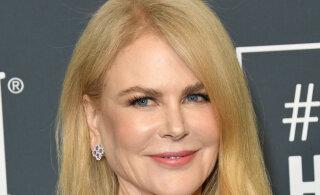 KLÕPS | Nii armas! Menunäitleja Nicole Kidman jagas tütre sünnipäeva puhul haruldast fotot