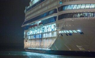 На борту Silja Europa за одну ночь умерло два человека. Что же случилось?