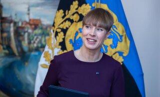 """""""Европейский"""" доход Керсти Кальюлайд опять превысил ее президентскую зарплату"""