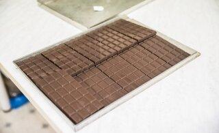 ÜKS KÜSIMUS | Miks šokolaad pakendis valepidi on?