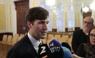ВИДЕО | Мартин Хельме: если Ярвика заставят уйти в отставку, то правительство развалится