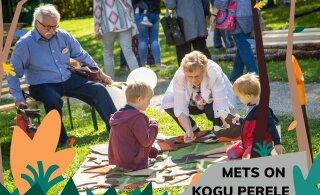 В парке Мянни состоится День леса для всей семьи