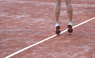OTSE DELFI TV-s | Eesti tennise meistrivõistlustel selguvad üksikmängu finalistid ja naiste paarismängu meister