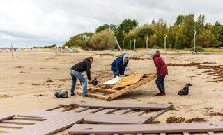 Всемирный день чистоты в Пыхья-Таллинне: посольства сделают уборку на Коплиранна, а дайверы — в порту Ноблесснер