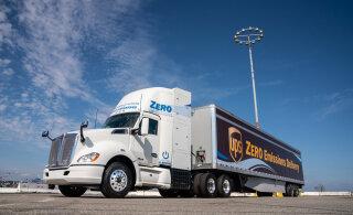 Oli ka aeg! Kullerfirma UPS hakkab lõpuks vesinikveokeid kasutama