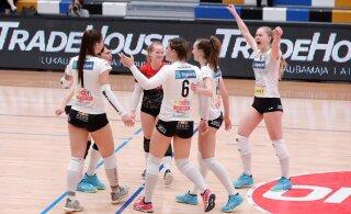 FOTOD   Imelise tagasituleku teinud Tartu jõudis tiitlist ühe võidu kaugusele