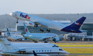 Väike lennujaam seljatab mõnedel laupäevadel maailma tihedama liiklusega lennujaamu