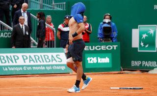 Fabio Fognini tegi Monte-Carlo Mastersil ajalugu