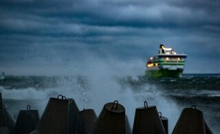 На островах — ветер до 25 м/с и штормовое предупреждение второй степени. А что на материке?