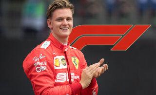 Mick Schumacher: kui võimalus tekib, siis ma sõidan hea meelega F1-vormeliga paar ringi