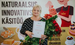 Eesti toidu Südamega Tegija 2019 on Õie Pritson Gustav Cafest
