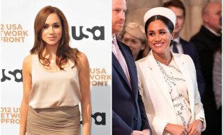 PALJASTATUD | Meghani tegelik teekond kuningliku seisuseni: kuidas näitlejatar üritas kõike, et Inglismaal kuulsaks saada!