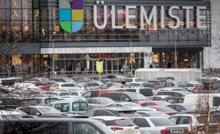 В каких торговых центрах Таллинна чаще всего происходят разные инциденты?