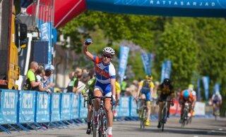 Noor Eesti rattur liitus World Touri klubiga