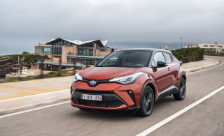 Toyota C-HR: nüüd märkimisväärselt lihvitum