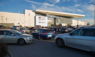 Торговый центр Ülemiste закроет в пятницу около 200 магазинов. Узнайте, какие торговые точки будут работать!