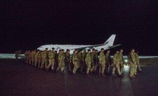 Briti kaitseministeerium ei pea Eestis olevaile sõduritele tulevaid sõnumeid eriliseks ohuks