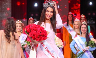 Nagu mängufilmis: Miss Moskvalt võetakse tiitel ära, sest ta põgenes korraldajate eest