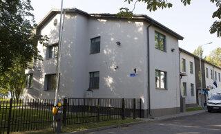 Открылся отремонтированный опорный дом Таллиннского центра душевного здоровья