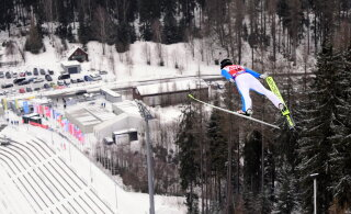 BLOGI | Artti Aigro pääses Oberstdorfi MMil lõppvõistlusele, Kevin Maltsev jäi napilt välja