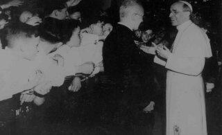 """Vatikan avab """"Hitleri paavsti"""" puudutavad salaarhiivid"""