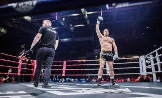 18. mail toimuv Number One Fight Show jäi ühe põneva persooni võrra vaesemaks