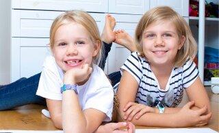 FOTOD ja VIDEOD | Lapsed, kelle jaoks on tavaline, et kodus elavad ka robotid