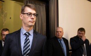 Jääknähtudega rooli istunud ministrikandidaat Marti Kuusik: kui tahetakse, et oleksin täiesti plekitu mees, võin ministriameti maha panna