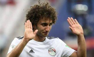 Сексуальный скандал в сборной Египта