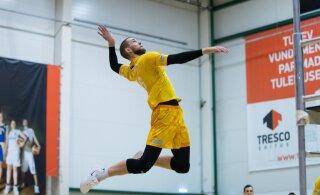 Pärnu võrkpalliklubi euroteekond võttis uue pöörde