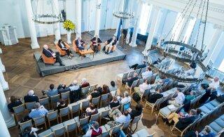 ПРЯМАЯ ТРАНСЛЯЦИЯ: В Таллинне проходит конференция имени Леннарта Мери