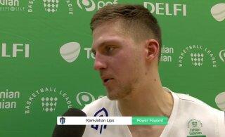 DELFI VIDEO | Karl-Johan Lips: Rakvere Tarva nii kehv visketabavus oli meile üllatus