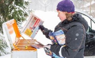 Ametiühingud: postiteenuse hinnatõus on palkade tõstmiseks ja kandekvaliteedi tagamiseks hädavajalik