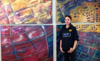 Berliinis avatakse eesti kunstniku Marta Stratskase näitus