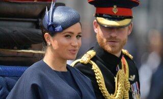 Принц Гарри и Меган Маркл откажутся от титула Их Высочеств и вернут 2,4 млн фунтов