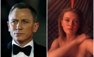 KLÕPS | Tulikuum! Daniel Craigi tütrest saab järgmine Bondi-tüdruk?