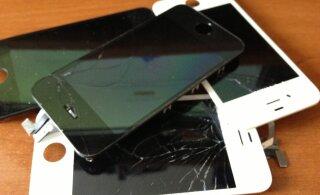 iPhone'ide remontijate ring laieneb jõudsalt. Mida Apple'i uus strateegia kaasa toob?
