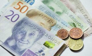 Stabiliseerimisreserv teenis kasumit. Mitte ainult pangad ei vii raha Rootsi