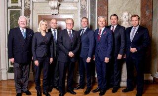 FOTOD | Luik Põhjala ja Balti riikide kaitseministrite kohtumisel: Euroopa julgeoleku nurgakivi on NATO