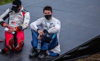 ВИДЕО: Жуткая авария финского гонщика на Ралли Монте-Карло