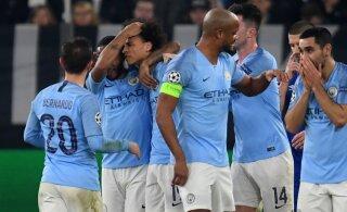 Manchester City pressis end keerulisest seisust võitjaks