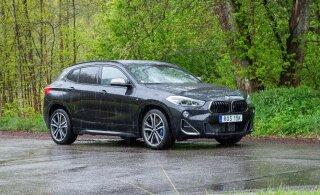 VIDEO | Proovisõit: BMW väikseim sportdžiip X2 M35i