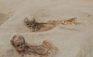 Peruust leiti Uue Maailma suurim laste massiohverdus