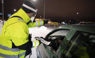 На прошлой неделе Финляндия отправила обратно 98 эстонцев