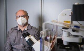 Вирусолог Андрес Меритс: ношение хирургических масок могло бы стать обязательным везде