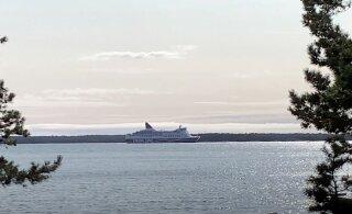 Глава Viking Line: паром Amorella сбился с курса