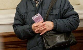 Läti ametiühing tahab miinimumpalka tõsta 500 euroni