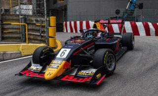 Jüri Vips näitas Macau GP esimeses kvalifikatsioonis suurepärast minekut